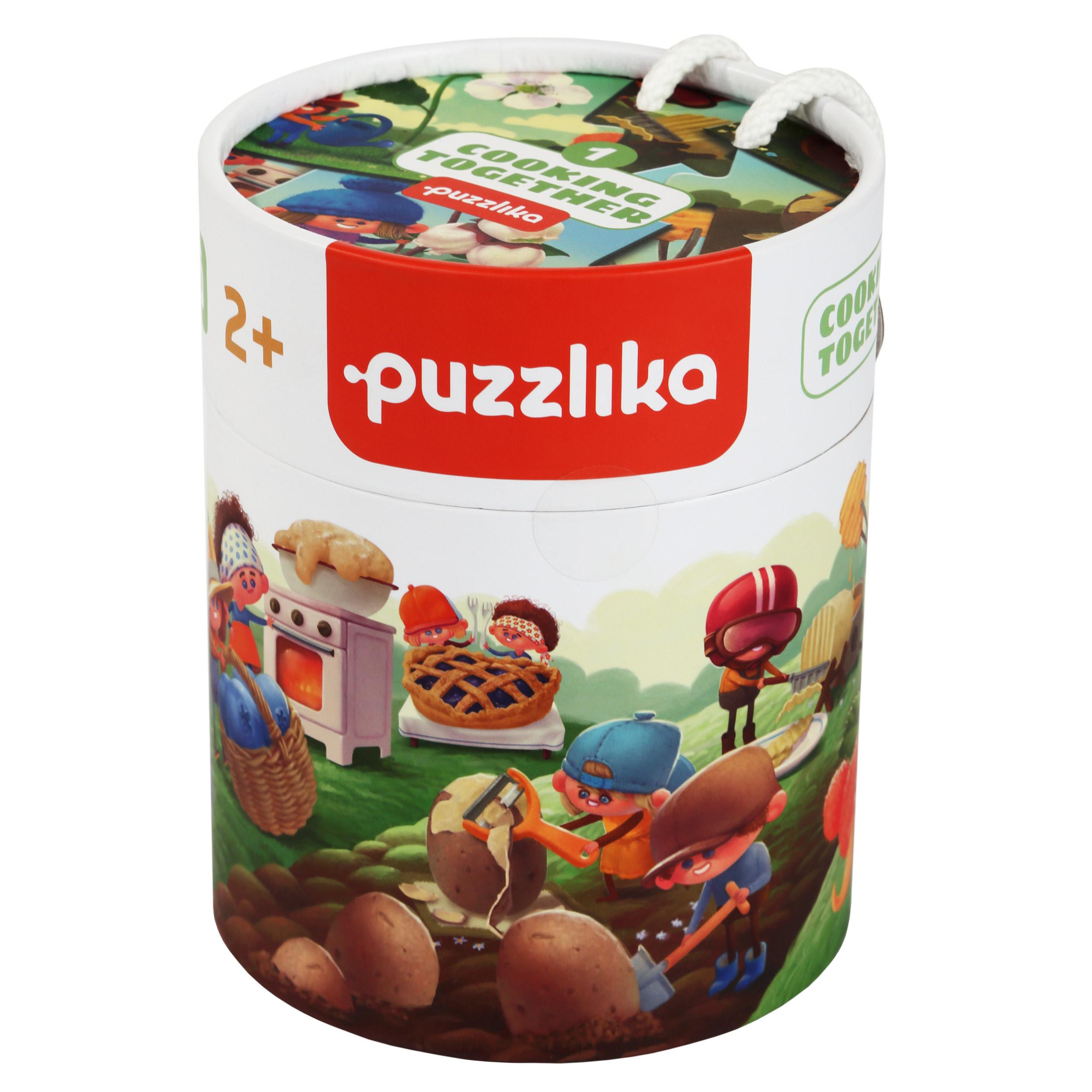 "Puzzle Cubika, ""Sa gatim impreuna 1"""