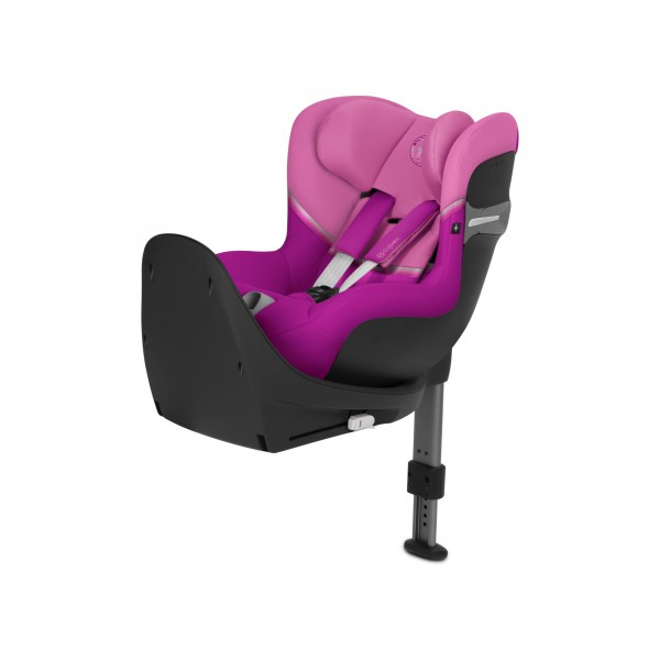 Scaun auto Cybex Sirona S I-Size cu Rotire 360 de Grade 0-18 kg, Pink Purple