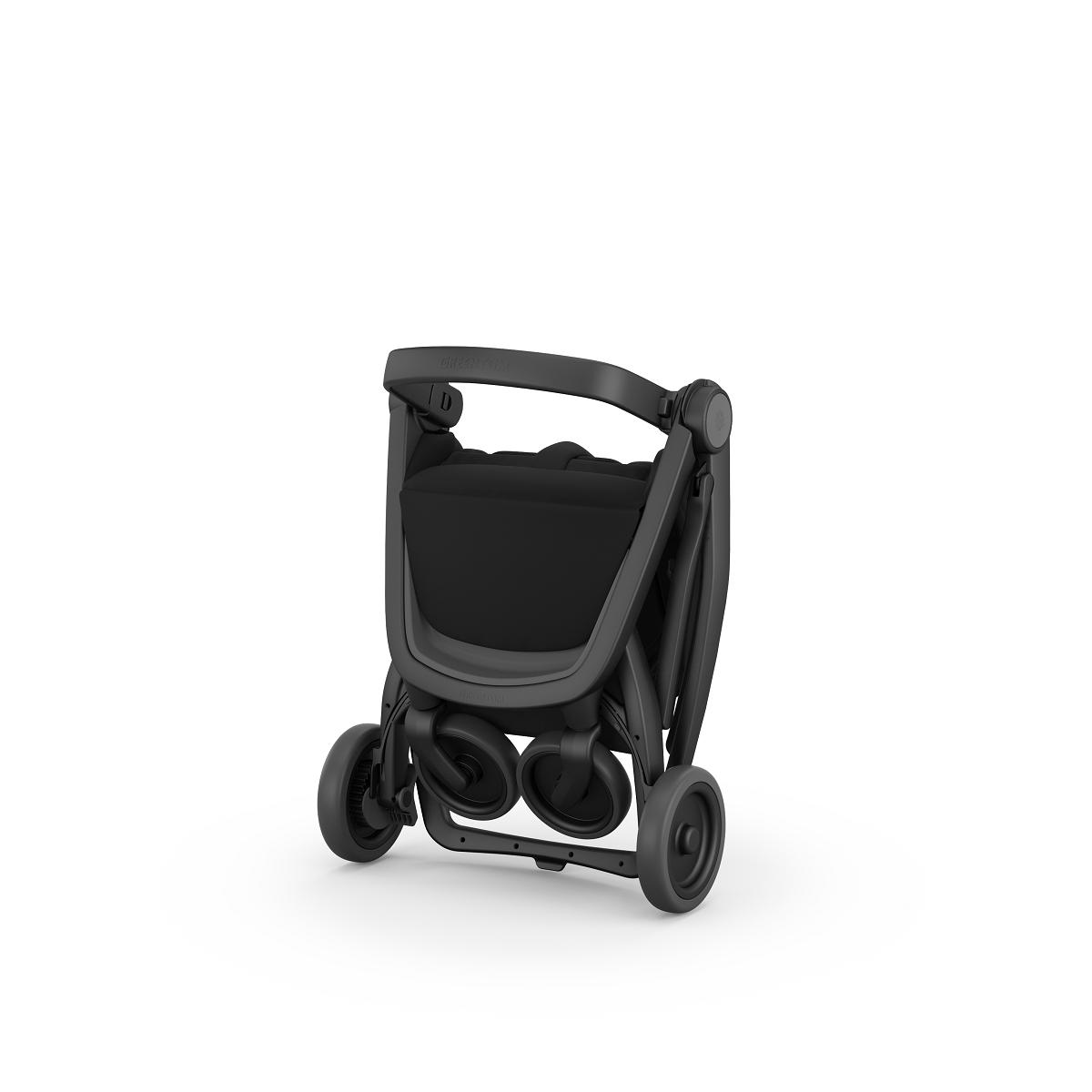 Carucior Greentom Classic Upp 100% Ecologic Black 3